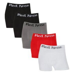 Cueca-boxer-microfibra-Red-Nose-Sort
