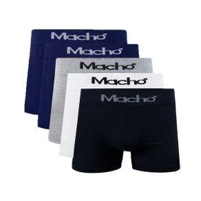 Kit5-Cueca-Macho-Boxer-Sort